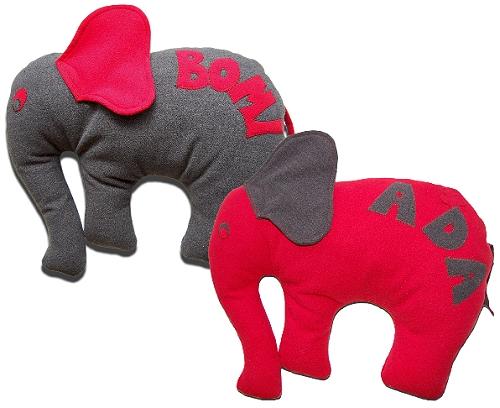 Gratis Download, Ebook Elefant Schnittmuster