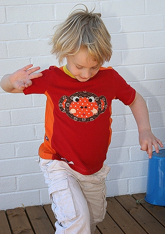 Schnittmuster farbenmix Jungs, Shirt, Jersey
