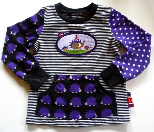 farbenmix Schnittmuster Shirt ANTONIA