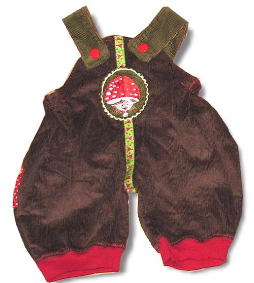Puppenkleidung selber nähen, Schnittmuster farbenmix