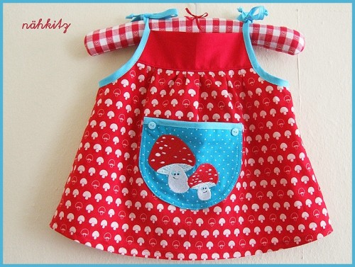 Schnittmuster Babykleidung