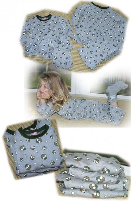 Schnittmuster Schlafanzug, ganz einfach nähen