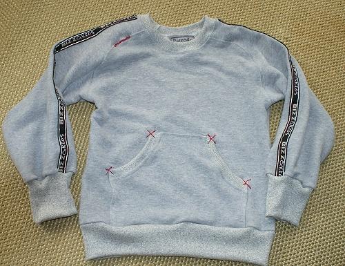 Sweater selber nähen für Jungs