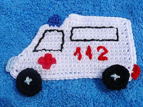 Häkelbuttons für Jungs, Wolle, Häkeln, Fahrzeuge
