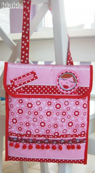 Tasche für Mappen und Hefte