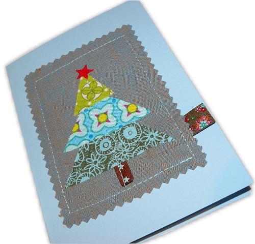Feine weihnachtskarten for Weihnachtskarten selber basteln vorlagen kostenlos