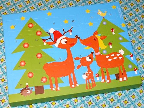 Weihnachten, PüReh, farbenmix