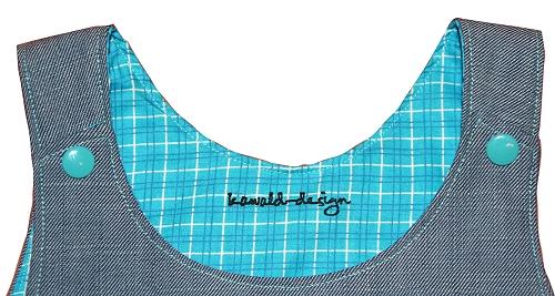 Logo auf Stoff stempeln, Tutorial, Anleitung