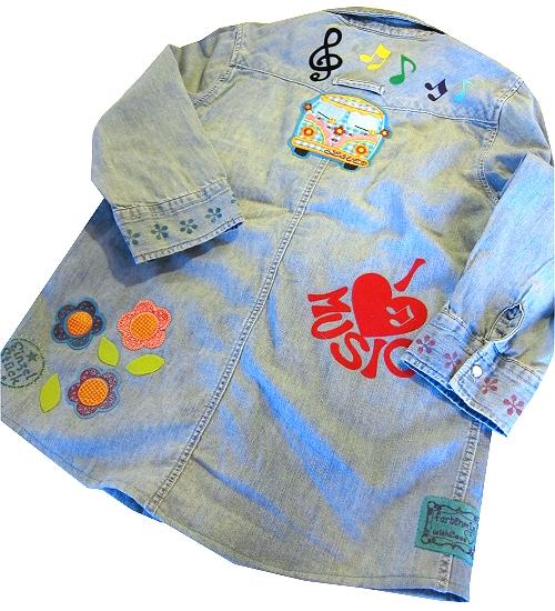 Stoff bestempeln, Stempelfarbe, Jeans, farbenmix
