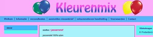 farbenmix in den Niederlanden, farbenmix Schnittmuster