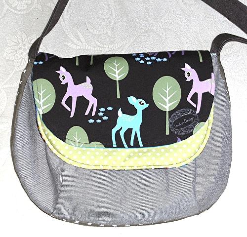 Kreativ-Ebook farbenmix, Handtasche, Tasche nähen