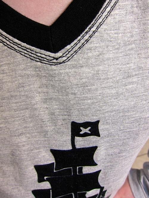 Shirt Schnittmuster farbenmix Nähen für Anfänger