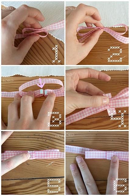 Rosettenschleife selber binden wie bei douglas geschenk for Schleife binden youtube