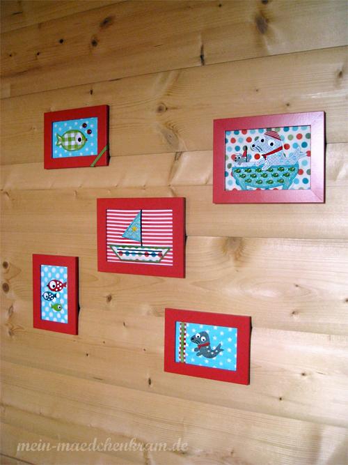 Wandbilder naehen, Anleitungen, Schnittmuster farbenmix