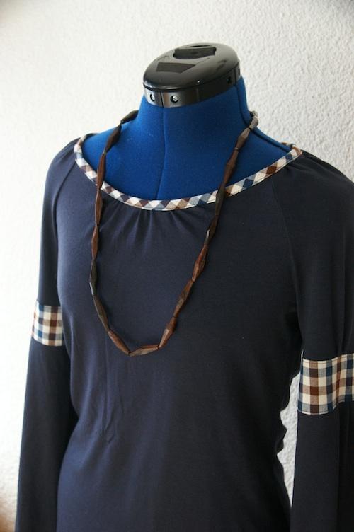 Shirt, Damenschnittmuster FLORINA von farbenmix