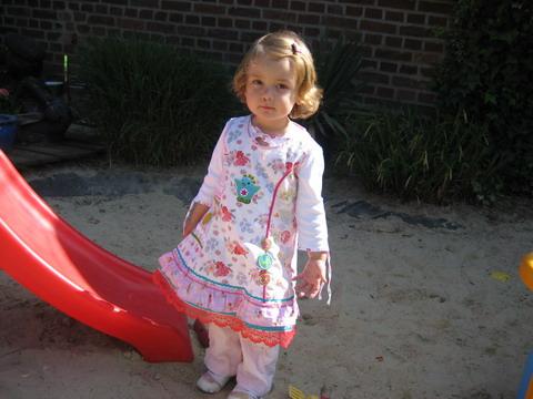Schnittmuster MURIEL Kleid, tailliert, Anleitung farbenmix
