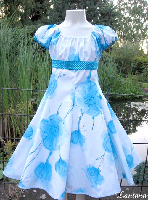 Schnittmuster Kleid, Anleitung, Fotoanleitung farbenmix