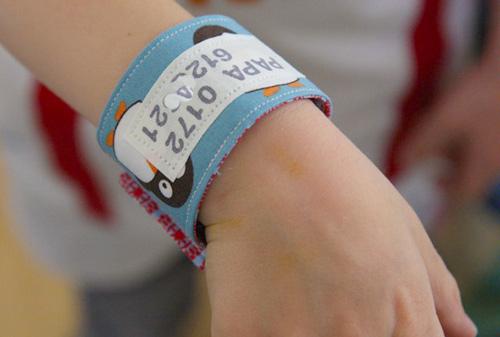 Namensarmband nähen, Schnittmuster farbenmix, Armband