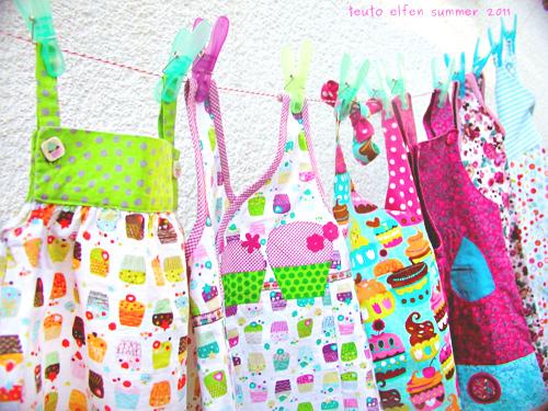 Nähkurs für Kinderkleidung, Schnittmuster farbenmix