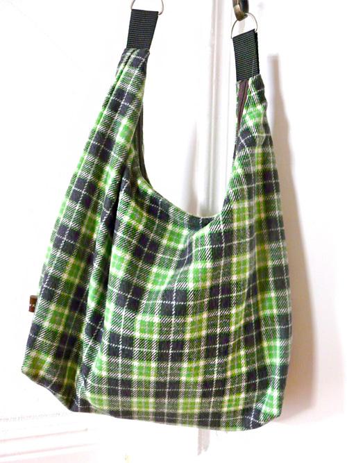 kostenloses Schnittmuster Tasche, Reisetasche, farbenmix