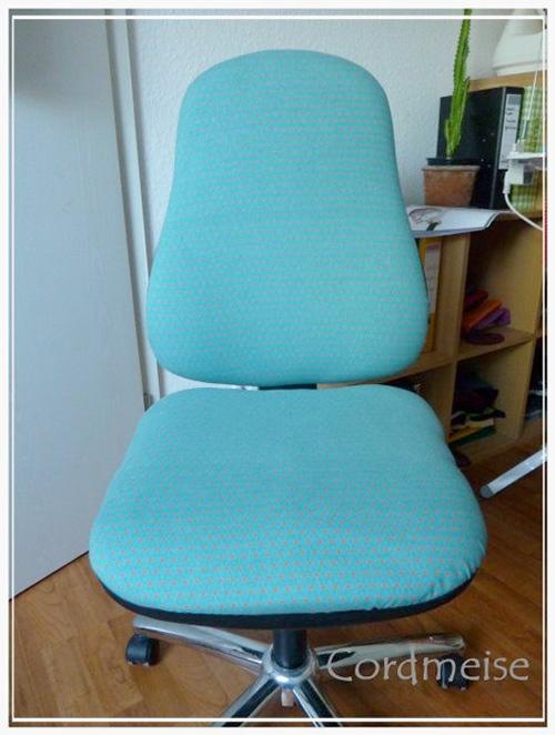 Möbel neu beziehen, Möbelbezugsstoff, Anleitung farbenmix