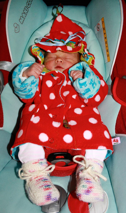 Schnittmuster Baby, Babys, Zwergenverpackung farbenmix