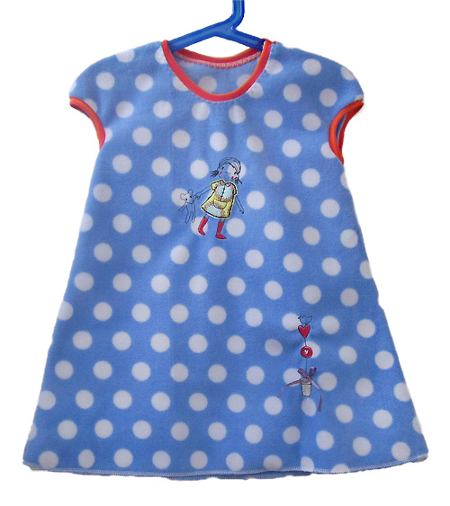 AMELIE Schnittmuster Kleid Tunika farbenmix