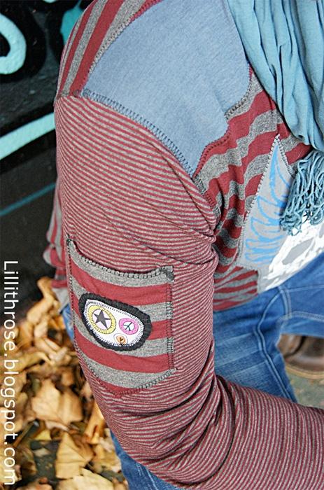 Schnittmuster Männershirt, Nähen Männer, farbenmix
