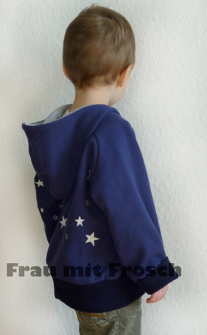 Coole Mode für Jungs, Schnittmuster, farbenmix