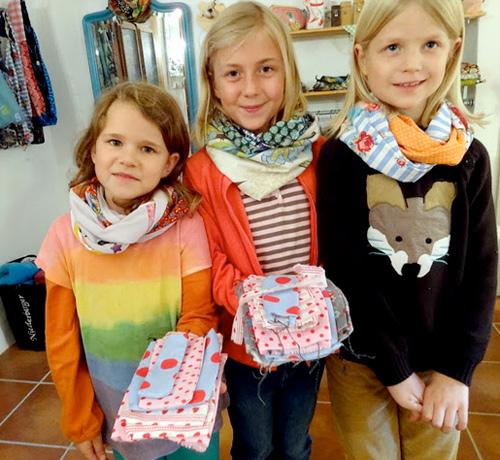 Kinder Nähkurs, Jugendliche, Nähschule, farbenmix