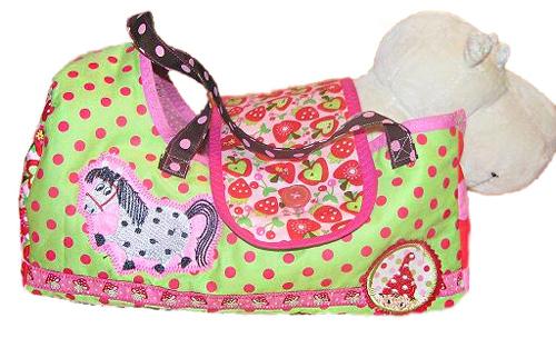 Snuggle-Bag für Puppen und Kuscheltiere
