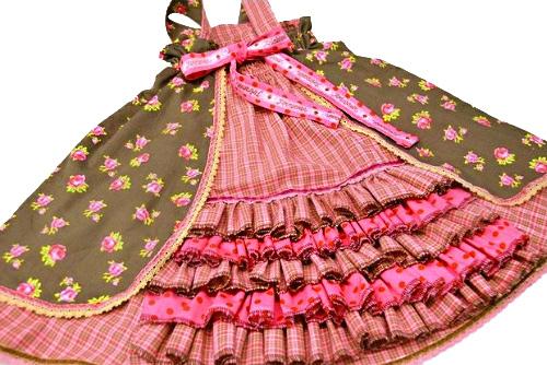 FELIZ Schnittmuster Kleid farbenmix
