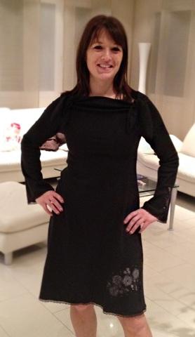 LUCILLE Kleid Damen Schnittmuster farbenmix