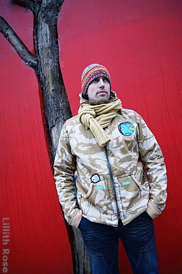 ZEELAND Schnittmuster Männerjacke Jacke schnittreif