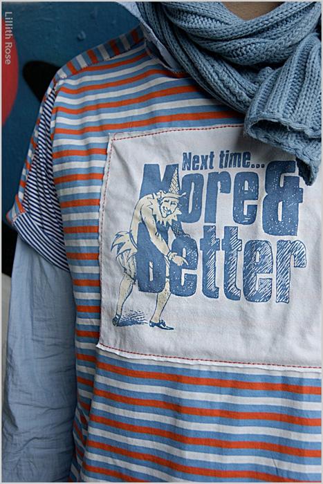 Herrenshirt, Sportshirt nähen, Schnittmuster farbenmix
