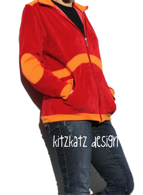 SYLKE Jacke Pullover Damen Schnittmuster farbenmix