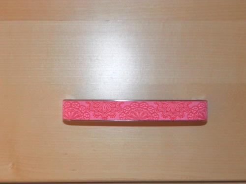 Schrankgriff Schubladengriff deko verschönern pimpen farbenmix