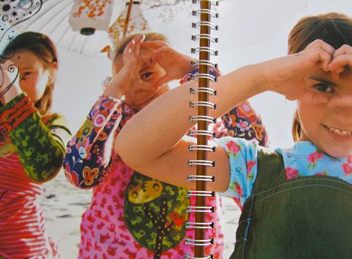 Lieblingskleider für Kinder, Nähbuch, farbenmix