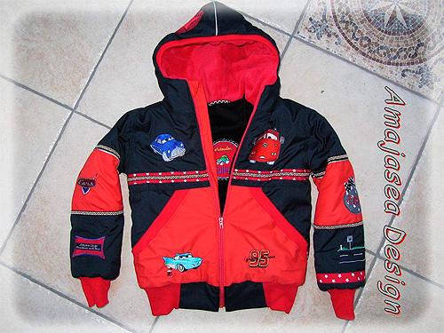 FELIX Winterjacke Jacke nähen Schnittmuster farbenmix