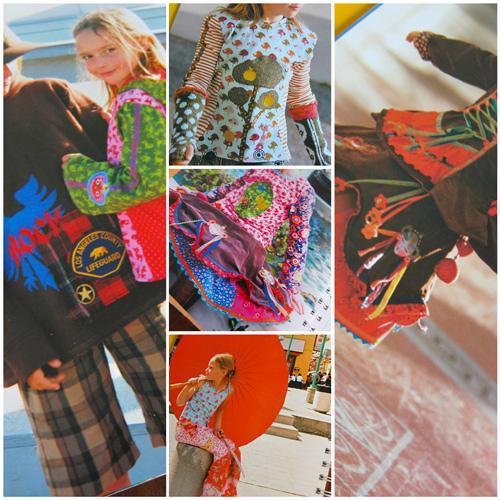 Kinderkleidung nähen, Buch, farbenmix.de, Studio Tantrum
