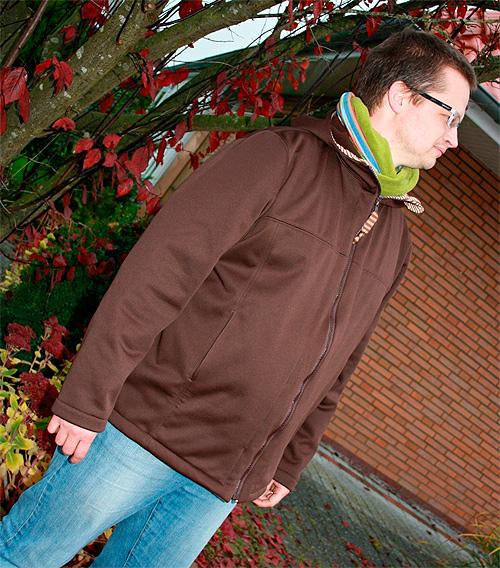FEHMARN Schnittmuster Jacke Männer Oberteil farbenmix