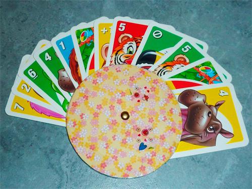 Kartenhalter Tutorial Anleitung gratis kostenlos farbenmix
