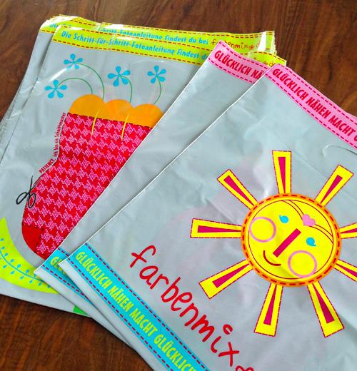 farbenmix - Einkaufstasche 2013