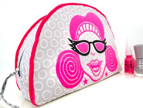 farbenmix Anleitung für eine Kosmetiktasche, Taschenspieler-CD