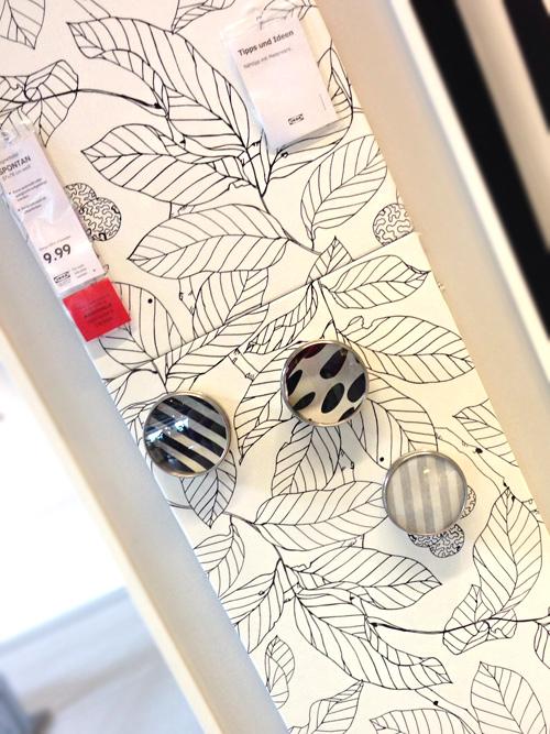Pinwand mit Stoff beziehen, ganz einfach und wunderschön, DIY.