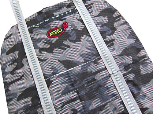 Farbiges Gurtband ganz easy mit farbenmix-Webbändern verzieren