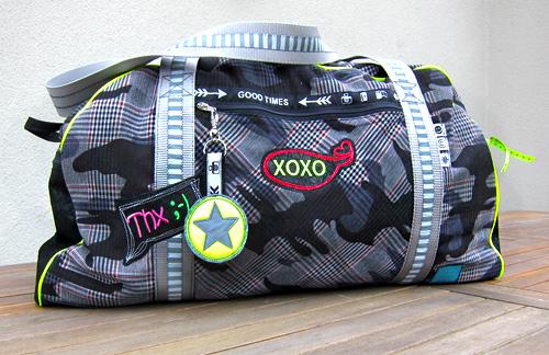 Farbenmix-Taschenspieler-CD, spielend leicht Taschen nähen