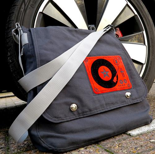 Messengerbag selber machen, Taschenspieler-CD