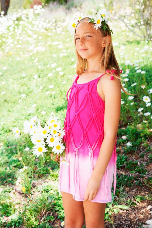 Kleid selber nähen Anleitung und Schnittmuster Kreativ-Ebook farbenmix und spenden