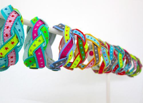 Armband nähen farbenmix